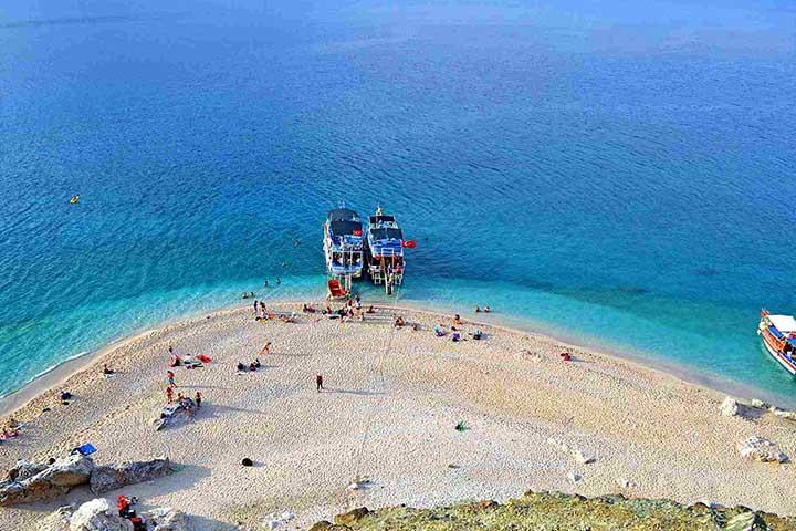 Adrasan Cove, Antalya