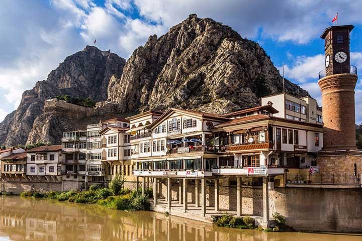 Amasya Town, Turkey