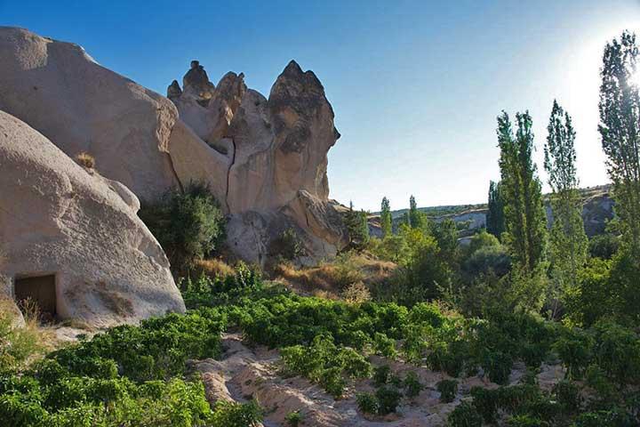 Ayvali Village Cappadocia