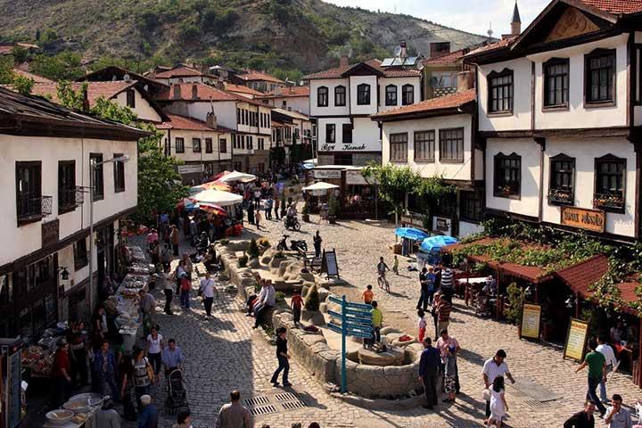 Beypazari Village, Ankara