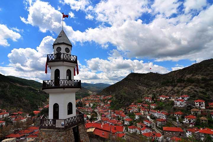 Goynuk Town, Bolu Turkey