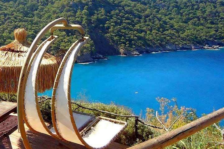 Kabak Cove, Mugla Turkey