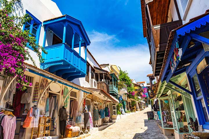 Kas Town, Antalya
