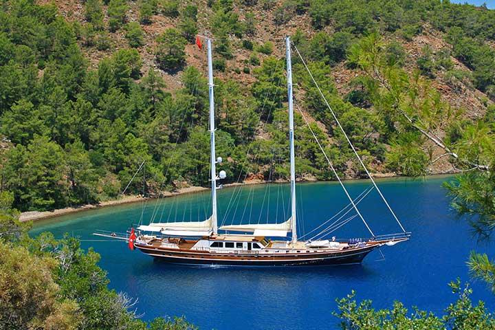 Selimiye Marmaris Coves Gulet
