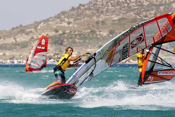 Alacati Windsurfing