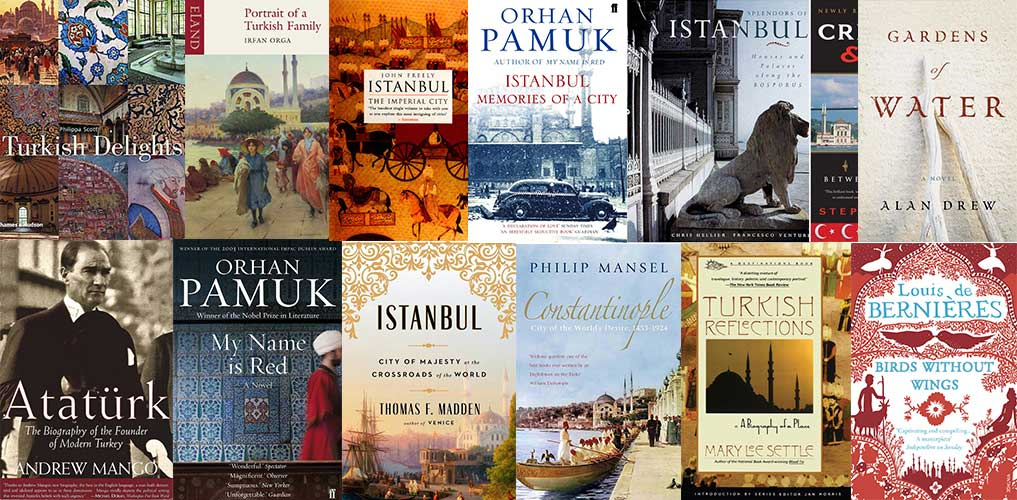 Books About Turkey