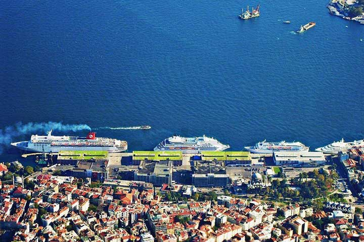Istanbul Galataport Excursions