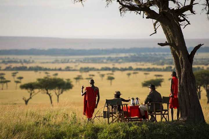 Luxury Safari Tanzania