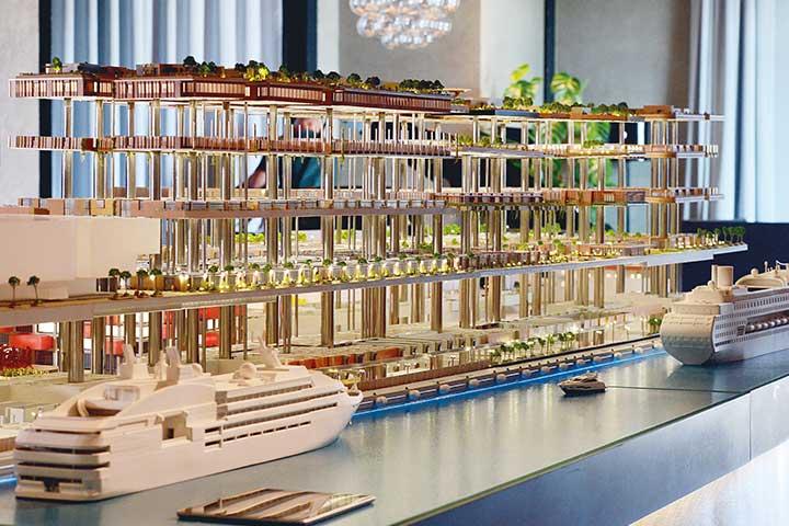 New Cruise Port (Galataport) Istanbul