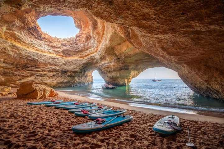 Portugal Benagil