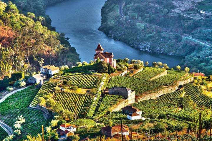 Portugal Douro Valley