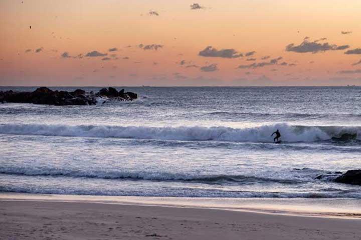 Portugal Matosinhos Beach
