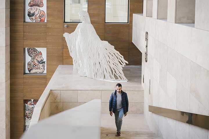 Yapi Kredi Kazim Tashkent Art Gallery