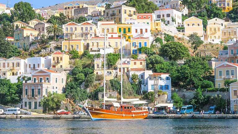 Gulet Muhtesem A Greek Islands