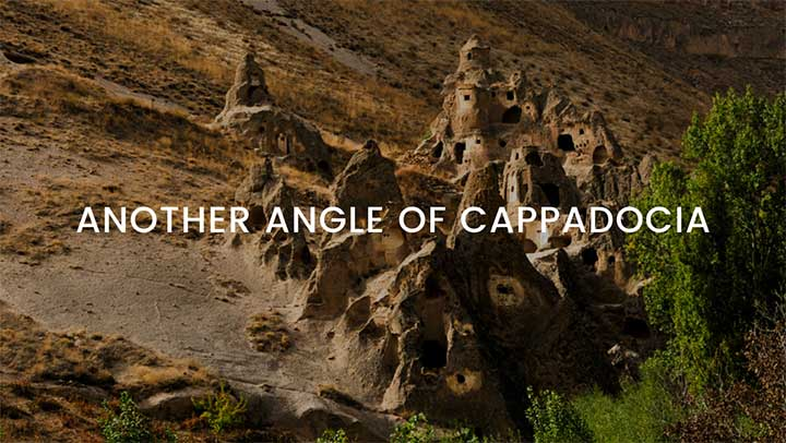 Another Angle of Cappadocia Tour