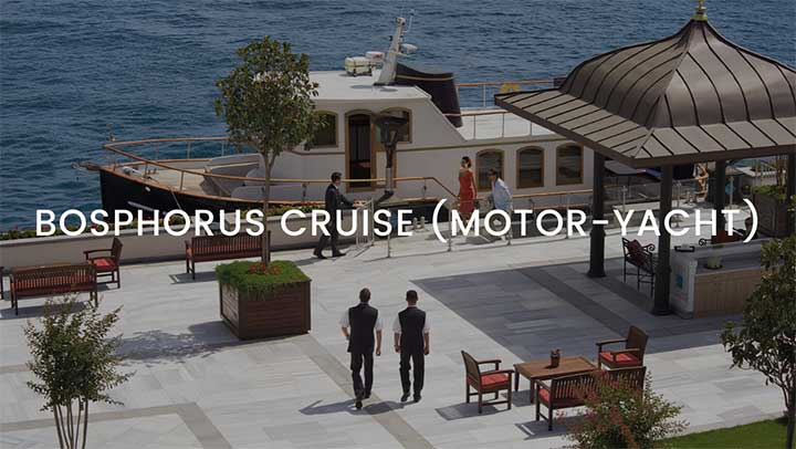 Bosphorus Cruise Motor-Yacht Istanbul Tour