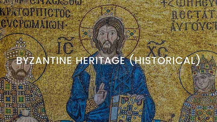 Byzantine Heritage Historical Tour