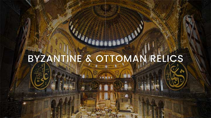 Byzantine Ottoman Relics Istanbul