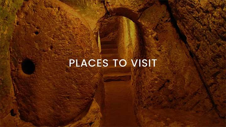 Cappadocia Places to Visit