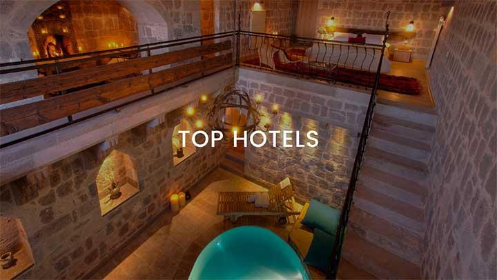 Cappadocia Top Hotels