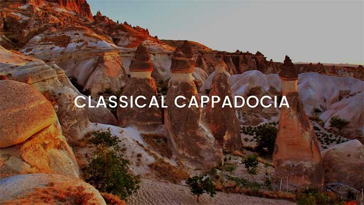 Classical Cappadocia Tour