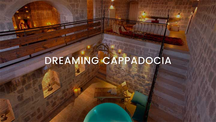 Dreaming Cappadocia Tour Package