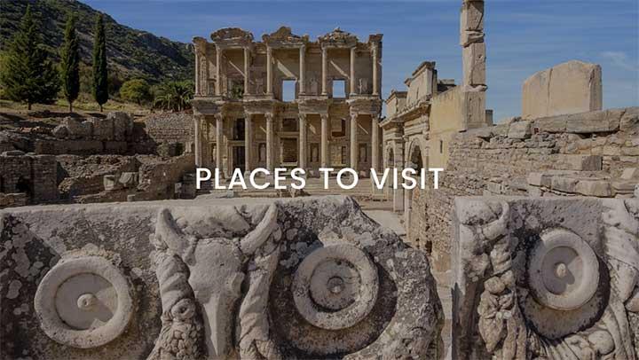 Ephesus Places to Visit