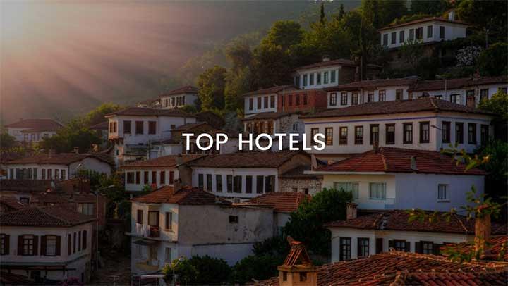 Ephesus Top Hotels
