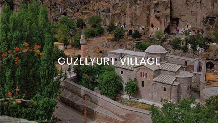 Guzelyurt Village