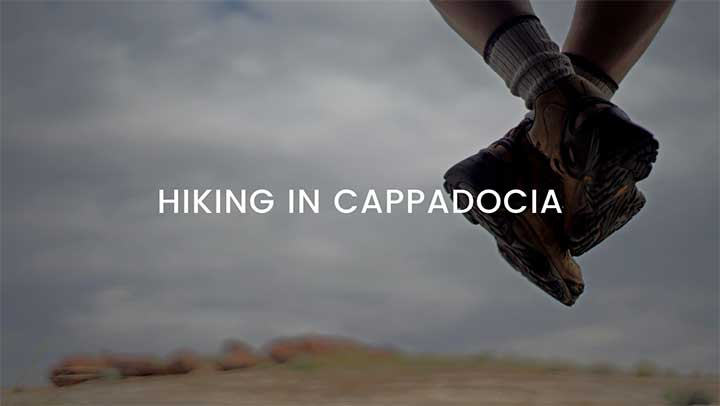Hiking in Cappadocia Package