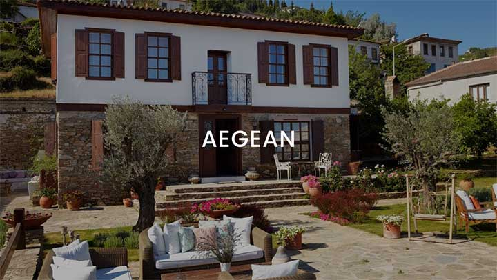 Hotel Booking Aegean