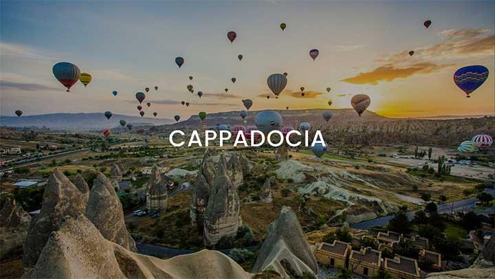 Hotel Booking Cappadocia