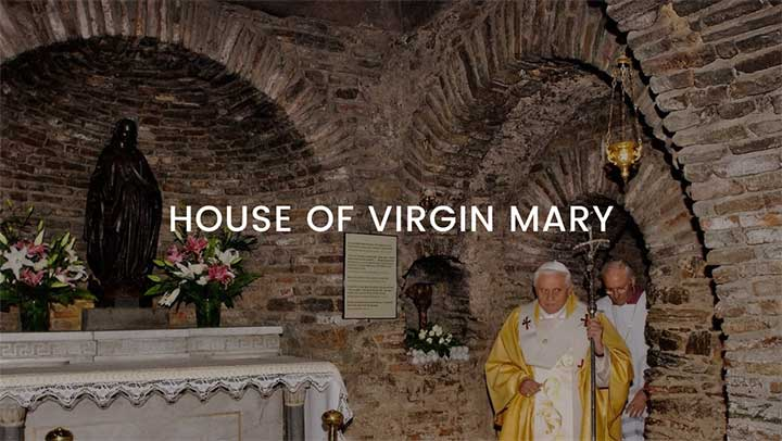 The House Virgin Mary