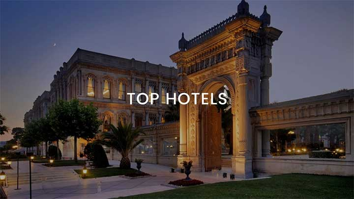 Istanbul Top Hotels