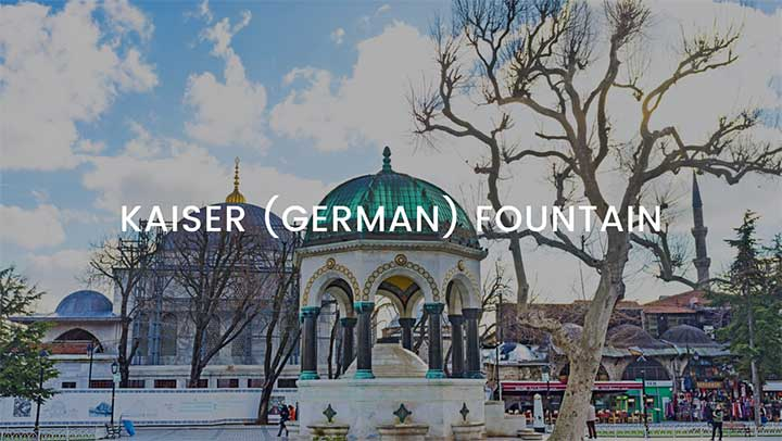 Kaiser (German) Fountain