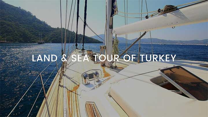 Land & Sea Tour of Turkey
