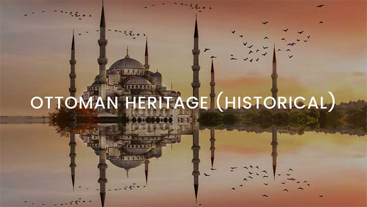 Ottoman Heritage Historical Tour Istanbul