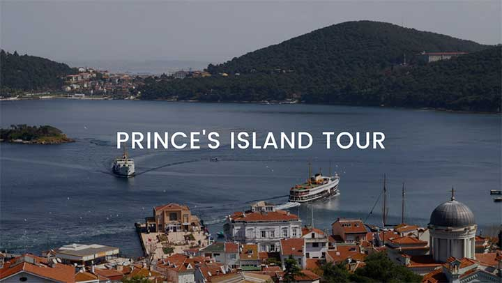 Prince's Island Tour Istanbul