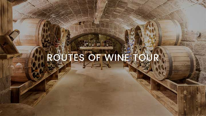 Routes of Wine Tour