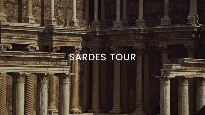 Sardes Tour