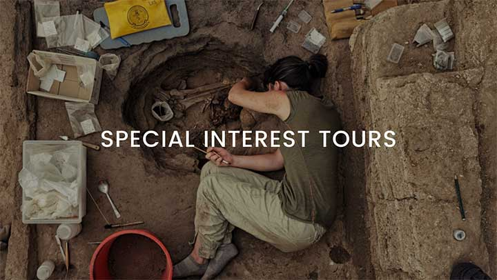 Special Interest Tour Turkey Spring