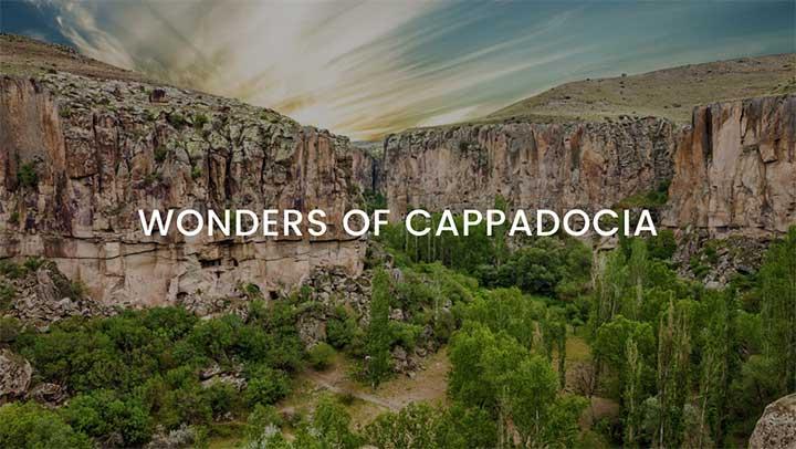 Wonders of Cappadocia Tour