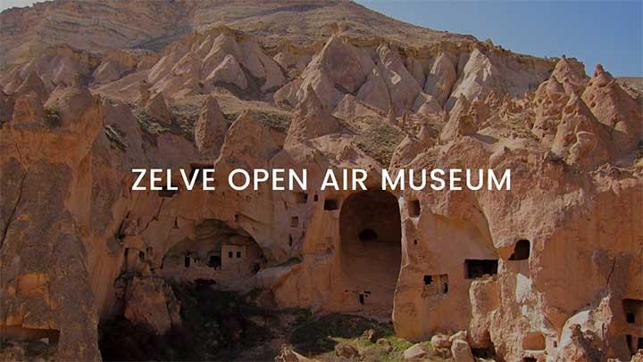 Zelve Open Air Museum