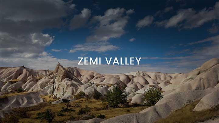 Zemi Valley